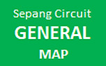 Sepang Circuit General Map