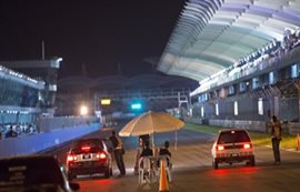 Sepang Drag Battle Round 5