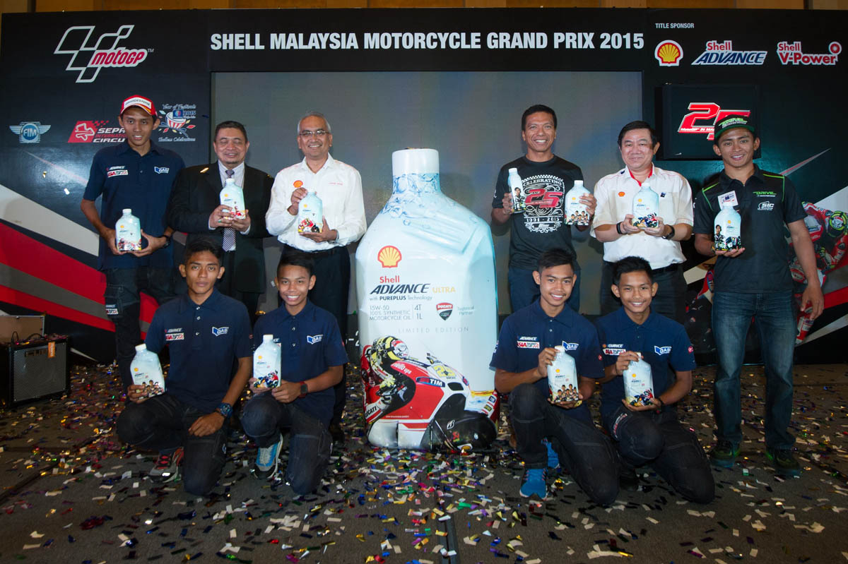 Shell Global Exhibition Programme : Sepang international circuit special programme planned